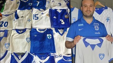 Suomi ja suomalainen jalkapallo ovat tulleet Mattia Fontanalle tutuksi kihlatun kautta.