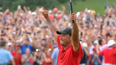 """Tiger Woods saa loppuviikolla Pariisin sekaisin: """"Tämä on ilmiömäistä"""""""