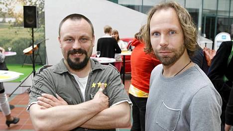 Riku Rantala ja Tunna Milonoff aloittavat uuden Docventures-ohjelman syksyllä Ylellä