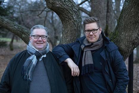 Antti Lindtman kertoi marraskuussa Ilta-Sanomille lapsuudestaan yksinhuoltajaisä Jouko Lindtmanin kanssa.