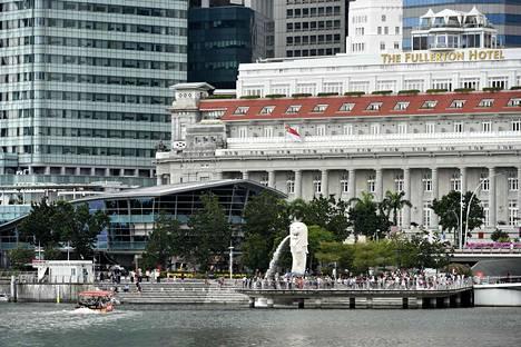 Singaporeen kannattaa matkustaa vuonna 2019, sillä hintataso on laskenut viime vuodesta.
