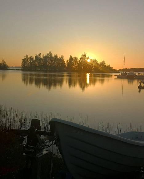 Roadtrip Suomessa oli elämys. Kesäkuussa upein matkailuelämys on kaunis luonto.