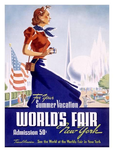 """""""Huomisen maailman oli kerran myös parempi"""": New Yorkin maailmannäyttelyssä vähän ennen toista maailmansotaa esitettiin huikeita tulevaisuuden visioita"""