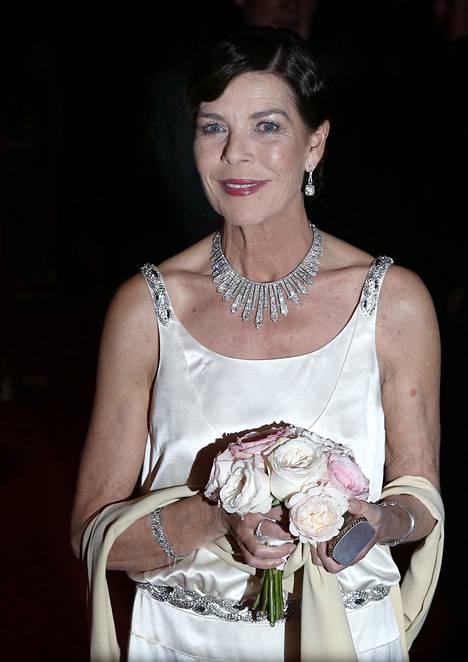 Monacon prinsessa Carolinesta on tulossa tänä vuonna kolminkertainen isoäiti.