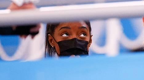 USA:n voimistelulegenda Simone Biles antoi Tokiossa kasvonsa urheilijoiden inhimillisille traumoille.