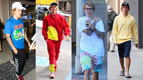 Justin Bieber on kuin suomalainen juhannusmies! Supertähden tyylit voi kopioida suoraan mökille