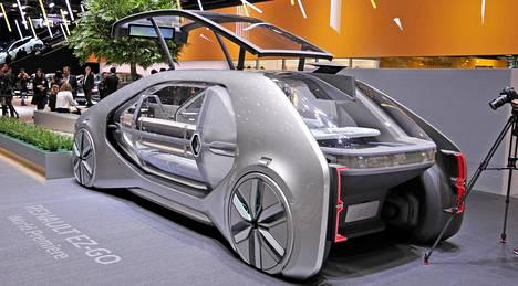 Tulevaisuuden muotoilua?