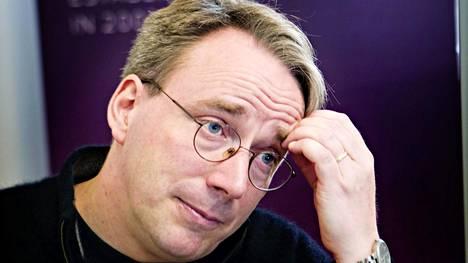 Linus Torvalds puhuu nyt Microsoftista arvostavaan sävyyn.