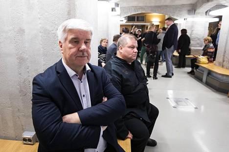 Toimi Kankaanniemi ei jatka perussuomalaisten kansanedustajana.