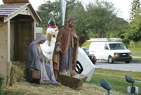 Wellingtonin kulttuurikeskuksen Jeesus varastettiin jo kerran. Toista kertaa ei ehkä tule.