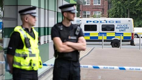 Manchesterin poliisi on löytänyt auton, joka saattaa liittyä merkittävällä tavalla terrori-iskun tutkintaan.