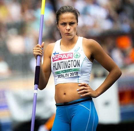 Maria Huntington pääsi lopulta mukaan Berliinin EM-kisoihin.