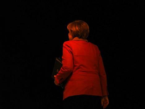 Liittokansleri Angela Merkel saa kovan vastuksen syyskuun vaaleissa.