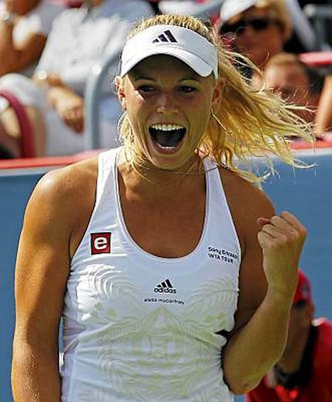Wozniacki lähtee ykkössijoitettuna Yhdysvaltain avoimeen tennisturnaukseen.