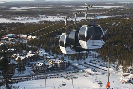 Levin hiihtokeskus päättää kautensa ennenaikaisesti.