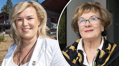 Melina Niemi ja Merja Scharlin kertovat, miten ovat saavuttaneet miljoonansa.