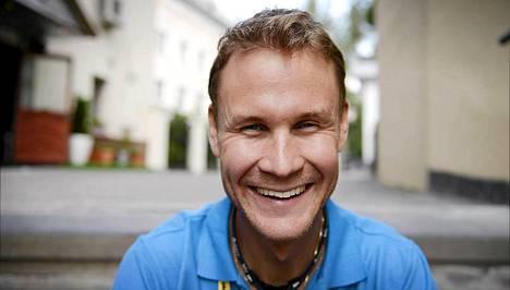 Jarkko Kinnunen hakee hyvää sijoitusta Moskovasta.