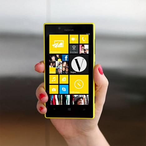 Lumia 720:sta tulee myös versio kiinalaisiin Mobilelle td-scdma-verkkoihin.