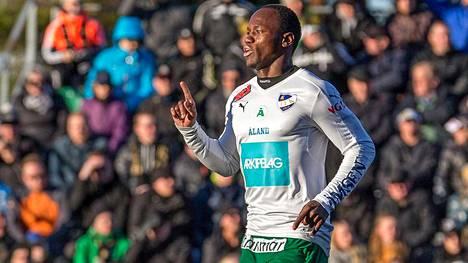 IFK Mariehamn joutuu pärjäämään tovin ilman Dever Orgillin maaleja, sillä hyökkääjä valittiin Jamaikan Copa America -joukkueeseen.