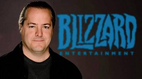 16 vuotta pelijätti Blizzardin palveluksessa viettänyt J. Allen Brack jättää yhtiön.