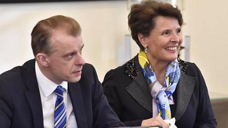 Kaikkonen: Berner jatkaa ministerin tehtävässä
