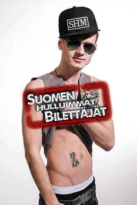 Kristo Reidolf, 19, Helsinki.