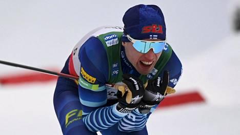 Iivo Niskasta ja muita Suomen huippuhiihtäjiä ei nähdä loppuvuoden maailmancupin kisoissa.
