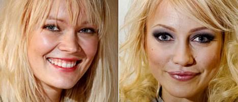 Anna Puulla ja Chisulla on molemmilla seitsemän Emma-ehdokkkuuta.