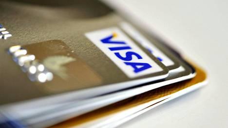 Visa-yhteydet toimivat jälleen.