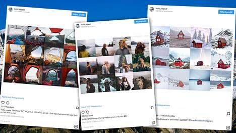 27-vuotias nainen todistaa: Instagramissa kaikki matkakuvat näyttävät tismalleen samalta – katso vaikka!