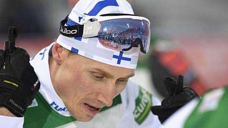 Maailmancupiin lähes kuuden vuoden tauon jälkeen palannut Hannu Manninen oli lauantaina 18:s. Suomalaisen hiihtovauhti hämmästytti koko lajiväen.