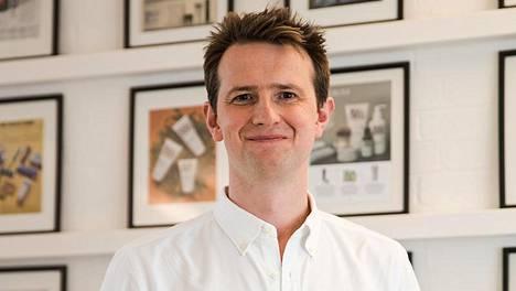 Simon Duffy on perustanut menestyksekkään miesten ihonhoitosarjan.