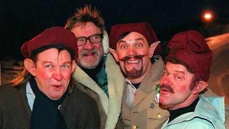 The Joulukalenteri nauratti tiensä suomalaisten sydämiin ensimmäistä kertaa vuonna 1997.