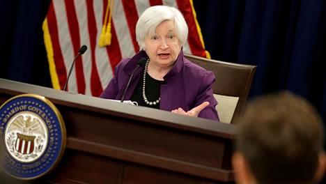 Yhdysvaltojen keskuspankki Fed ilmoitti pienestä koronnostosta kesäkuun puolivälissä.