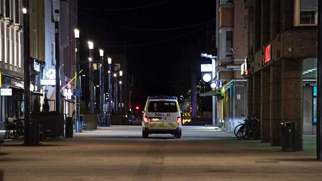 Poliisin tilastojen mukaan alaikäisten tekemät rikokset ovat lisääntyneet Oulussa syksyn aikana.