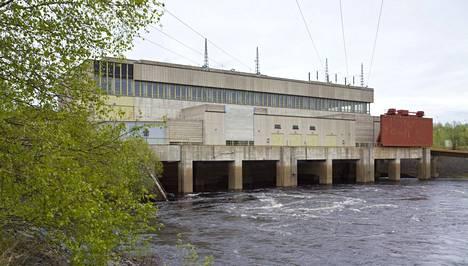 Ossauskosken vesivoimalaitos sijaitsee Tervolassa.