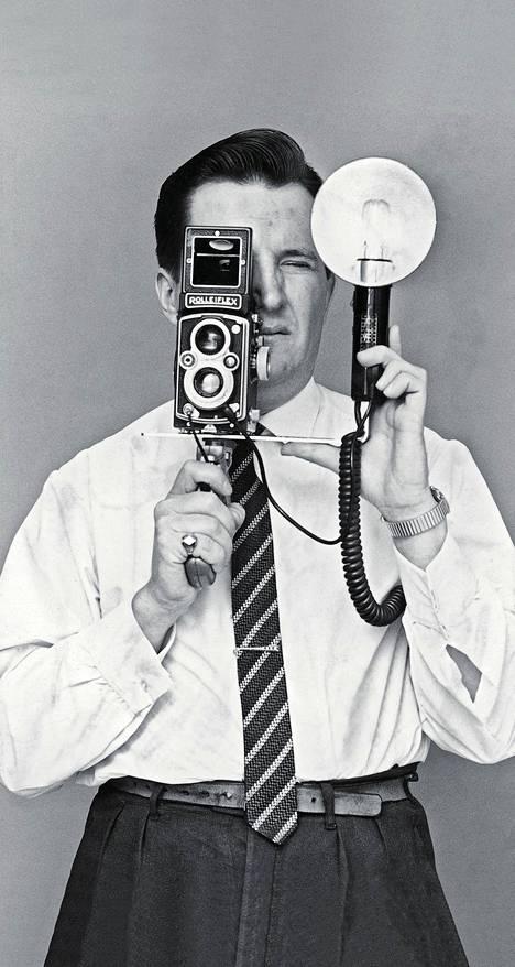 Alvar Kolanen teki pitkän uran valokuvaajana.