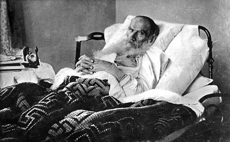 Leo Tolstoi - saako häntä kehua?