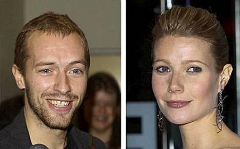Chris Martinilla ja Gwyneth Paltrowlla on kaksi lasta.