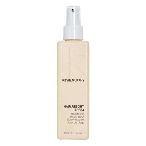 Kevin Murphyn Hair.Resort.Spray -suolasuihke antaa föönauksen pohjalla hiuksiin kivaa tuuheutta ja luonnollista tekstuuria, 27 €.