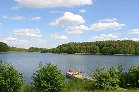 Suomea ei voi ajatellakaan ilman järvimaisemia.