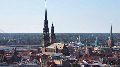 Riika on tänä vuonna Euroopan kulttuuripääkaupunki.