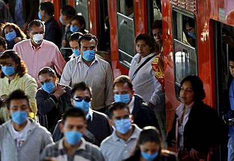 Sikainfluenssa on levinnyt uusiin maihin.