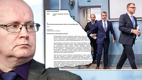 Valtiovarainministeriön esitys Suomen uudeksi EVM-linjaksi ei käy sinisille.