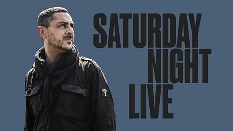 Saturday Night Liven lauantai-illan isäntänä on Arman Alizad.