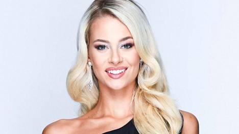 Jutta Kyllönen edustaa Suomea Miss International -kilpailussa
