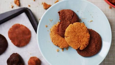 Maailman helpoimpiin kekseihin tarvitaan vain 4 raaka-ainetta