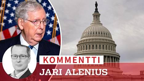 Kommentti: Tuomarikiista vahvistaa – Yhdysvalloista uhkaa tulla demokratian irvikuva