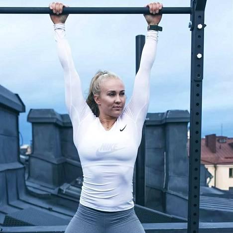 Stefanie kertoo Steffit-treeniblogissaan urheilijan elämästä.