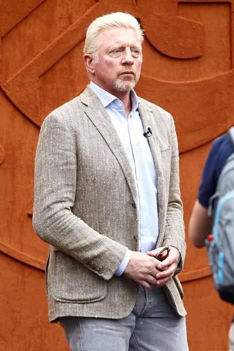 Boris Becker on menettänyt miljoonaomaisuutensa.